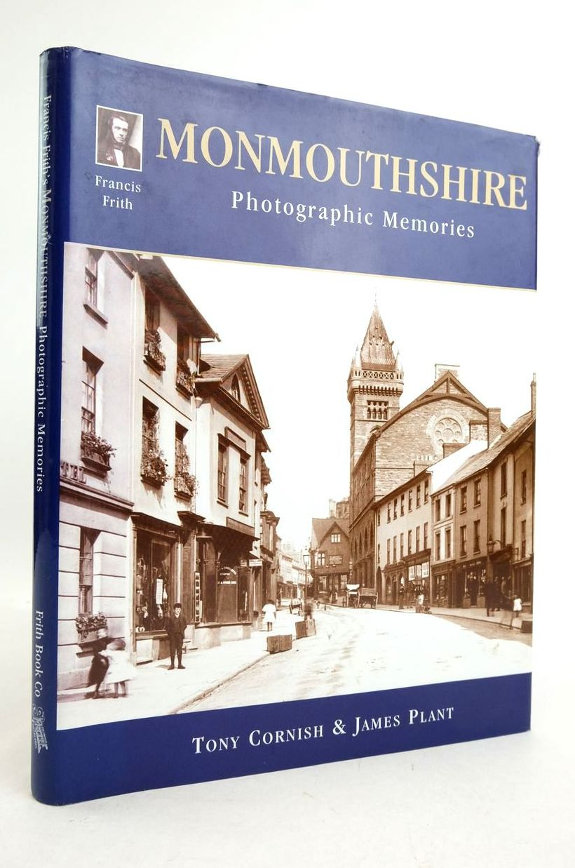 Photo of FRANCIS FRITH'S MONMOUTHSHIRE written by Cornish, Tony Plant, James published by Frith Book Company (STOCK CODE: 1822013)  for sale by Stella & Rose's Books