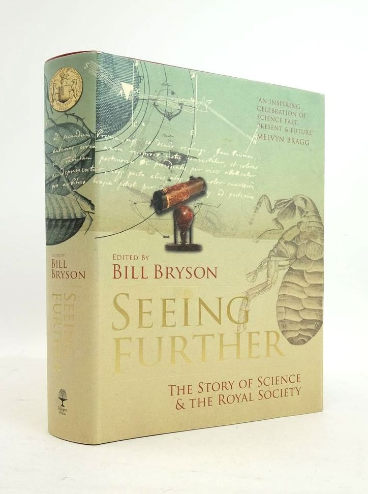Photo of SEEING FURTHER: THE STORY OF SCIENCE & THE ROYAL SOCIETY- Stock Number: 1822029