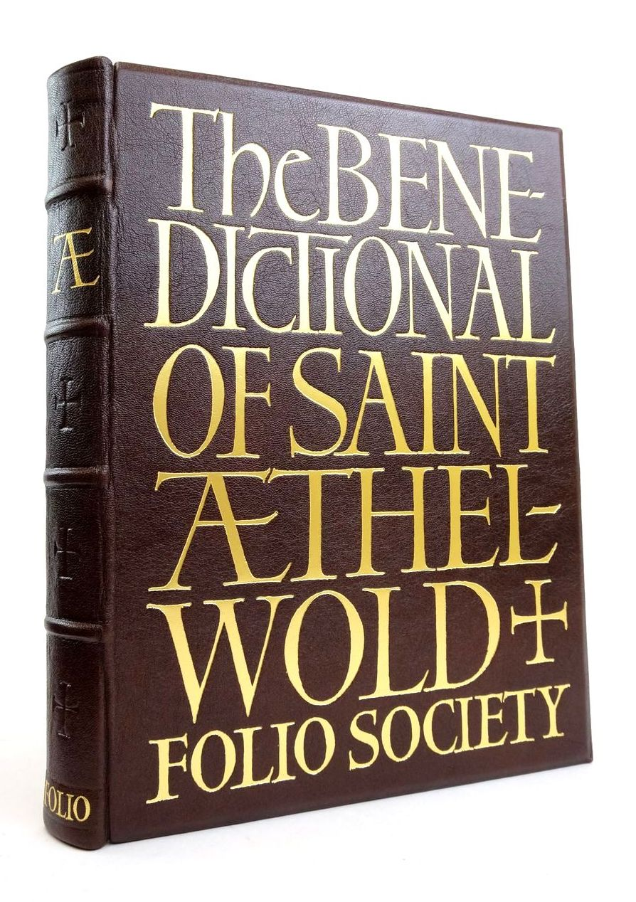 Photo of THE BENEDICTIONAL OF SAINT AETHELWOLD written by Prescott, Andrew published by Folio Society (STOCK CODE: 1822043)  for sale by Stella & Rose's Books