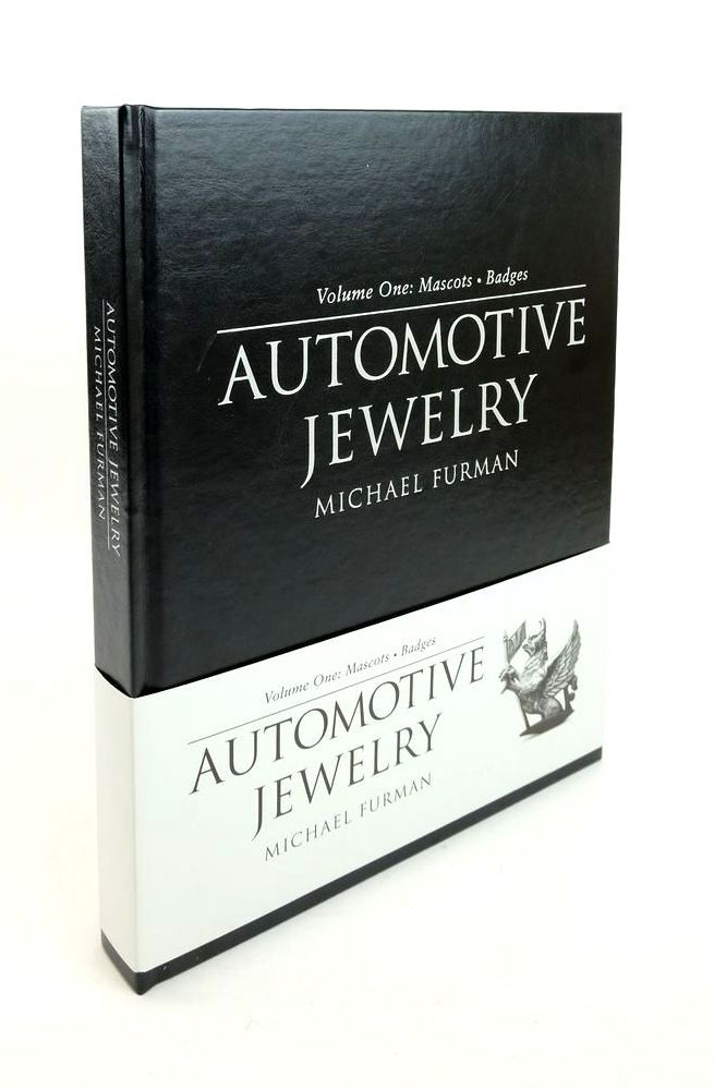 Photo of AUTOMOTIVE JEWELRY VOLUME ONE: MASCOTS . BADGES- Stock Number: 1822054