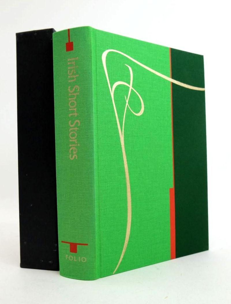 Photo of IRISH SHORT STORIES written by Delaney, Frank et al,  illustrated by Rooney, David published by Folio Society (STOCK CODE: 1822084)  for sale by Stella & Rose's Books