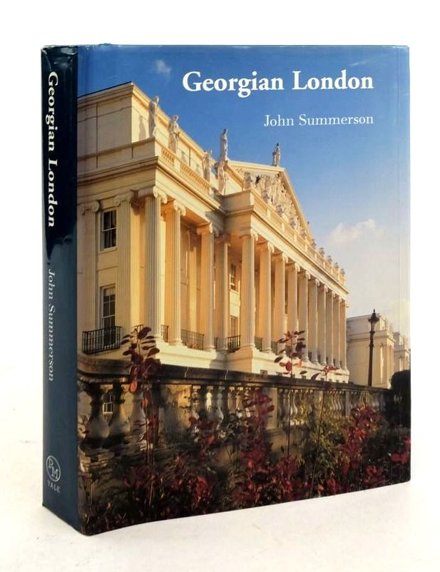 Photo of GEORGIAN LONDON written by Summerson, John published by Yale University Press (STOCK CODE: 1822093)  for sale by Stella & Rose's Books