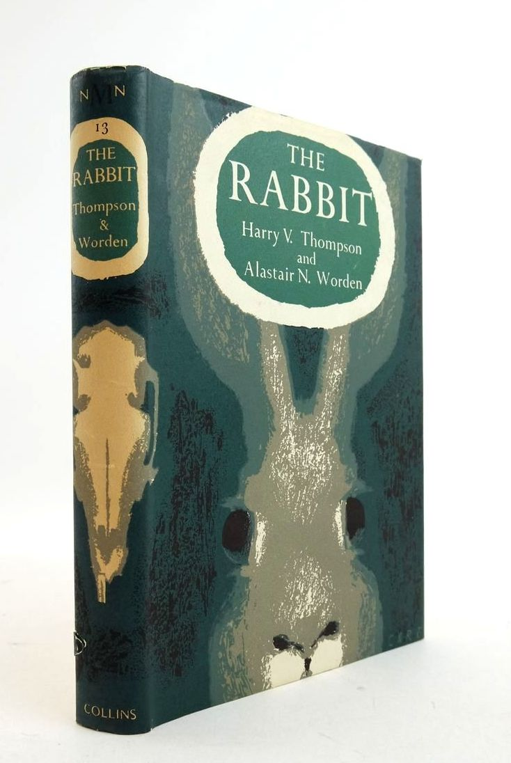 Photo of THE RABBIT (NMN 13) written by Thompson, Harry V. Worden, Alastair N. published by Collins (STOCK CODE: 1822110)  for sale by Stella & Rose's Books