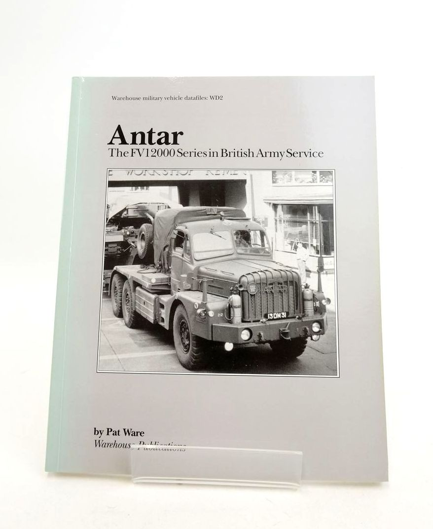 Photo of ANTAR: THE FV12000 SERIES IN BRITISH ARMY SERVICE- Stock Number: 1822111