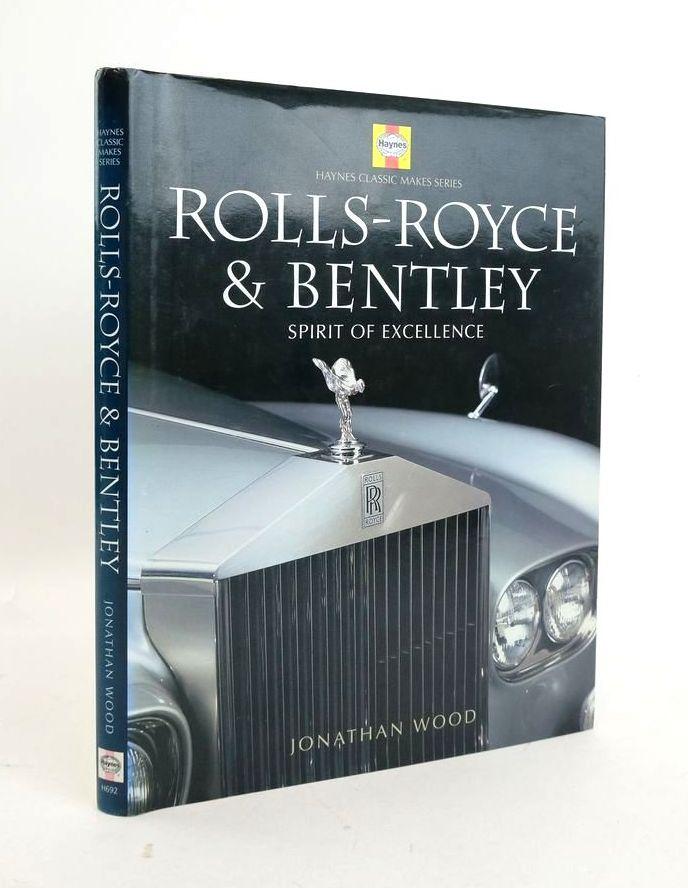 Photo of ROLLS-ROYCE & BENTLEY: SPIRIT OF EXCELLENCE- Stock Number: 1822112