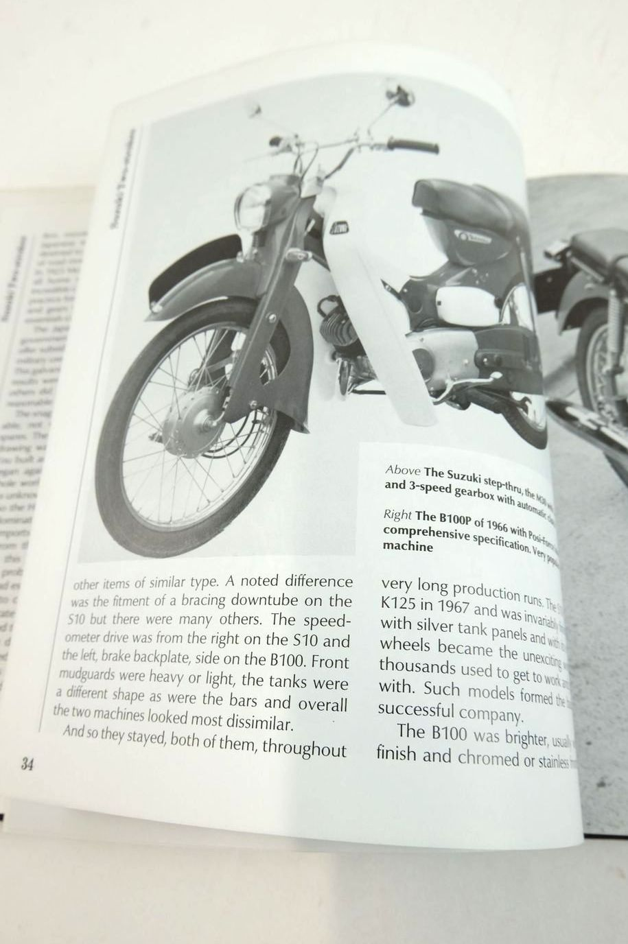 Photo of SUZUKI TWO-STROKES written by Bacon, Roy published by Niton Publishing (STOCK CODE: 1822117)  for sale by Stella & Rose's Books