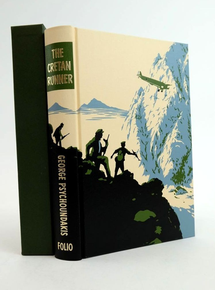 Photo of THE CRETAN RUNNER written by Psychoundakis, George Fermor, Patrick Leigh published by Folio Society (STOCK CODE: 1822153)  for sale by Stella & Rose's Books