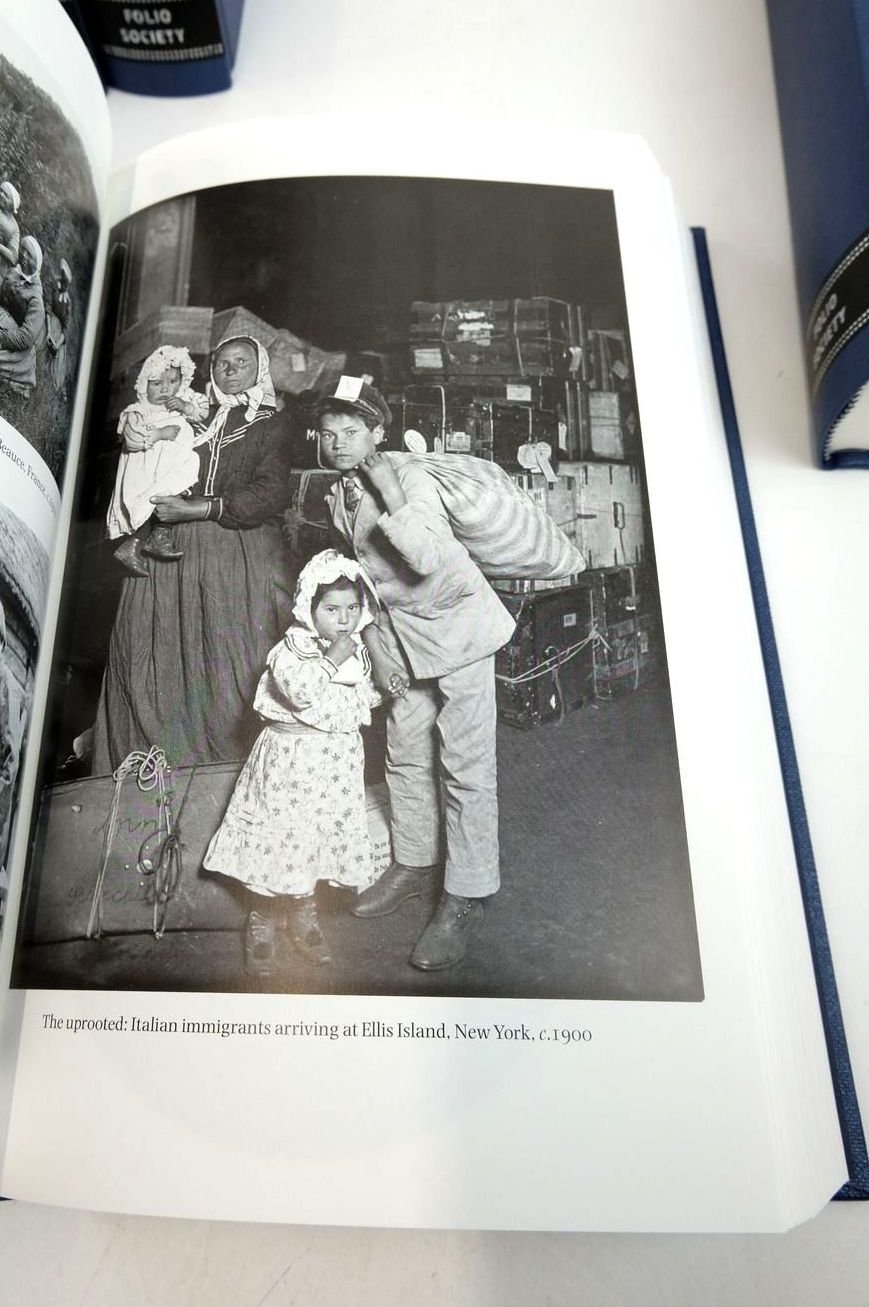 Photo of THE MAKING OF THE MODERN WORLD (4 VOLUMES) written by Hobsbawm, Eric J. published by Folio Society (STOCK CODE: 1822163)  for sale by Stella & Rose's Books