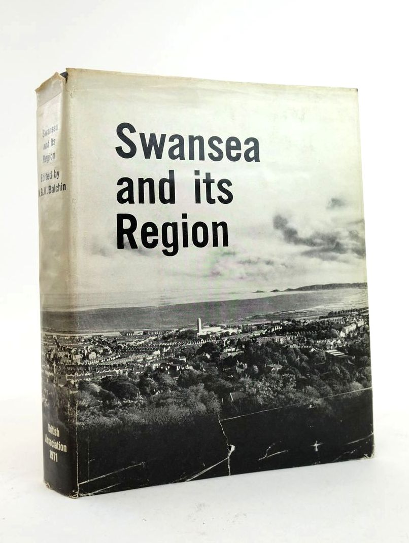 Photo of SWANSEA AND ITS REGION- Stock Number: 1822166