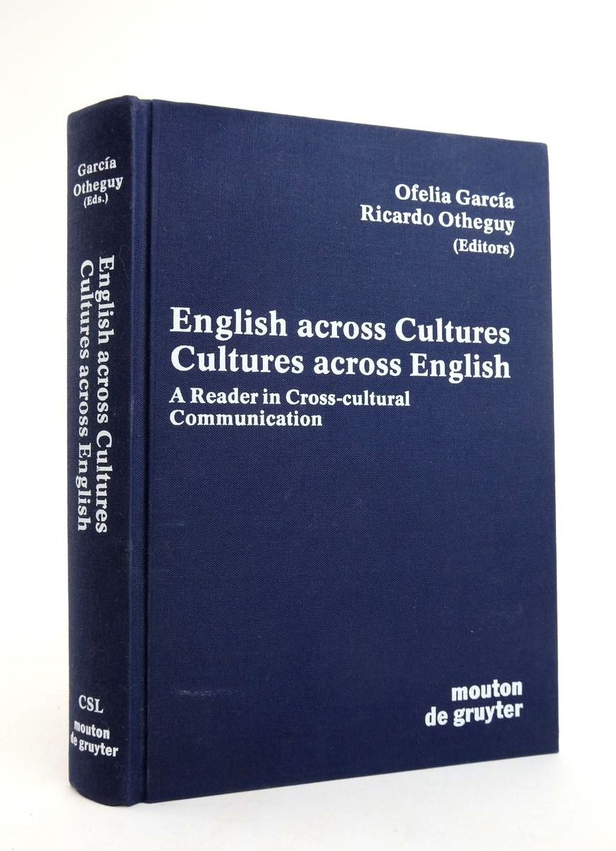 Photo of ENGLISH ACROSS CULTURES CULTURES ACROSS ENGLISH- Stock Number: 1822178
