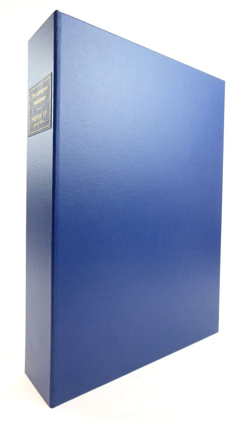 Photo of HENRY IV PART TWO (THE LETTERPRESS SHAKESPEARE) written by Shakespeare, William Weis, Rene published by Folio Society (STOCK CODE: 1822179)  for sale by Stella & Rose's Books
