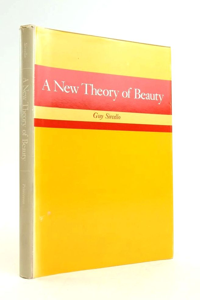 Photo of A NEW THEORY OF BEAUTY written by Sircello, Guy published by Princeton University Press (STOCK CODE: 1822192)  for sale by Stella & Rose's Books