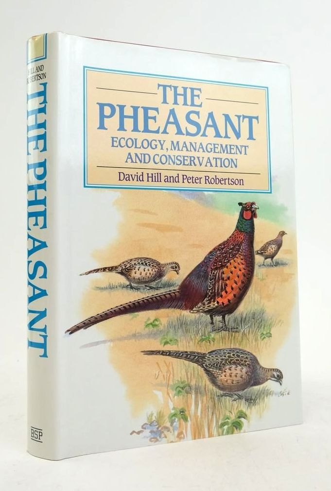 Photo of THE PHEASANT: ECOLOGY, MANAGEMENT AND CONSERVATION- Stock Number: 1822221