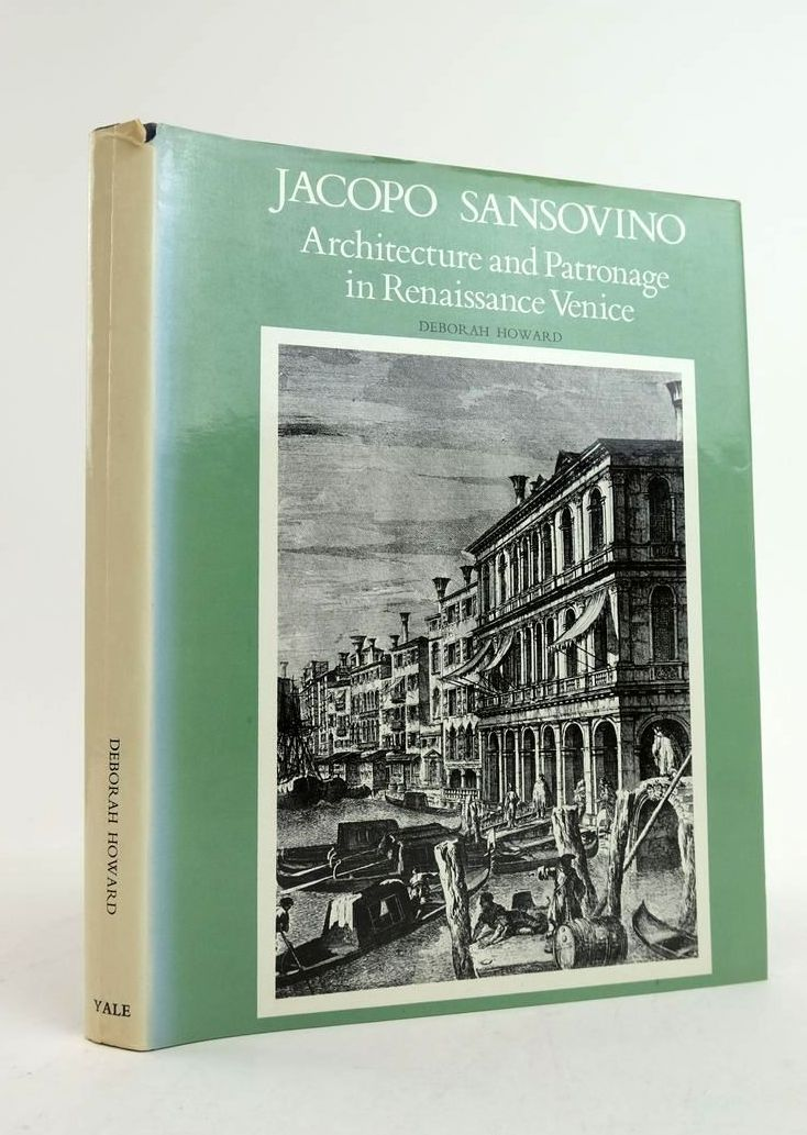 Photo of JACOPO SANSOVINO: ARCHITECTURE AND PATRONAGE IN RENAISSANCE VENICE- Stock Number: 1822227