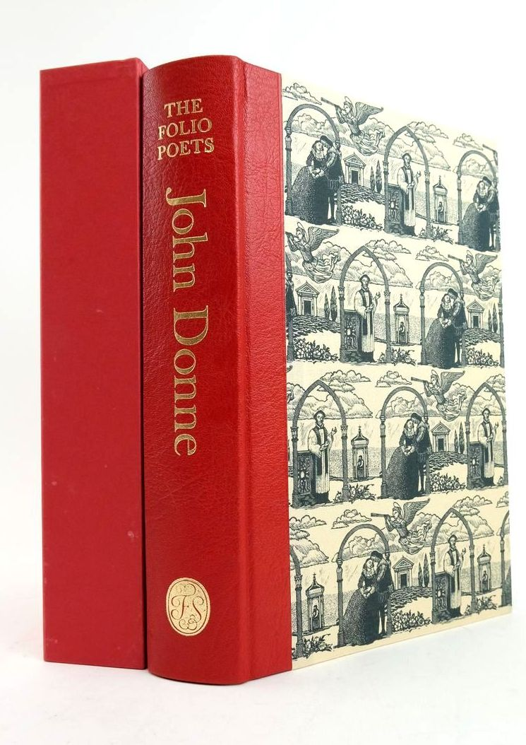 Photo of JOHN DONNE: THE COMPLETE ENGLISH POEMS (THE FOLIO POETS) written by Donne, John Motion, Andrew illustrated by Lydbury, Jane published by Folio Society (STOCK CODE: 1822228)  for sale by Stella & Rose's Books