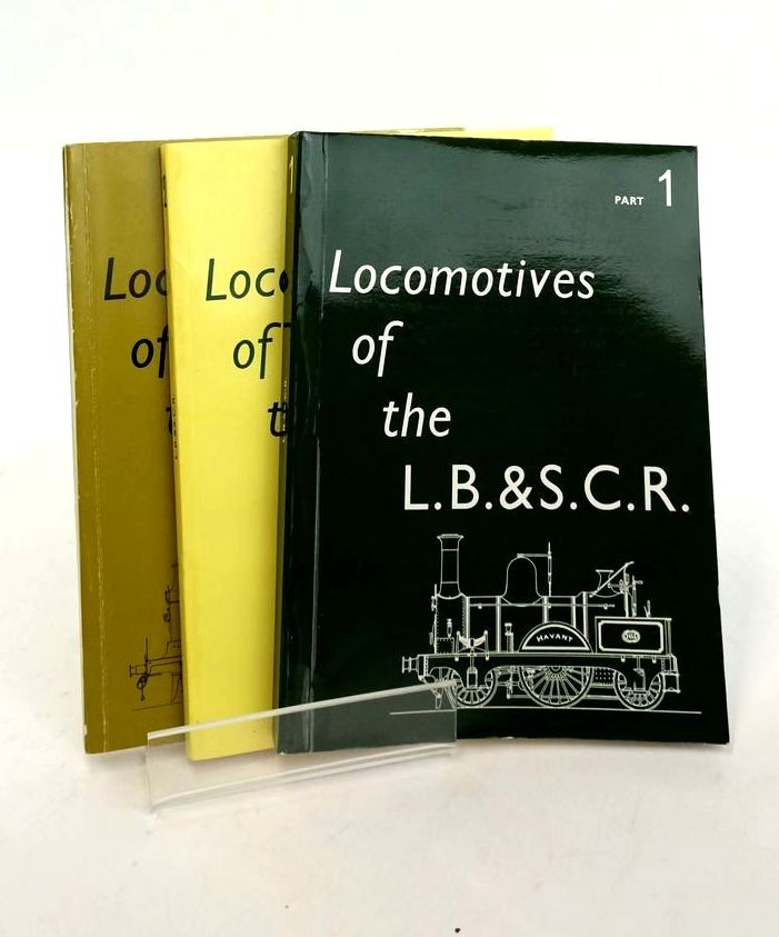 Photo of THE LOCOMOTIVES OF THE LONDON BRIGHTON & SOUTH COAST RAILWAY (3 VOLUMES)- Stock Number: 1822256