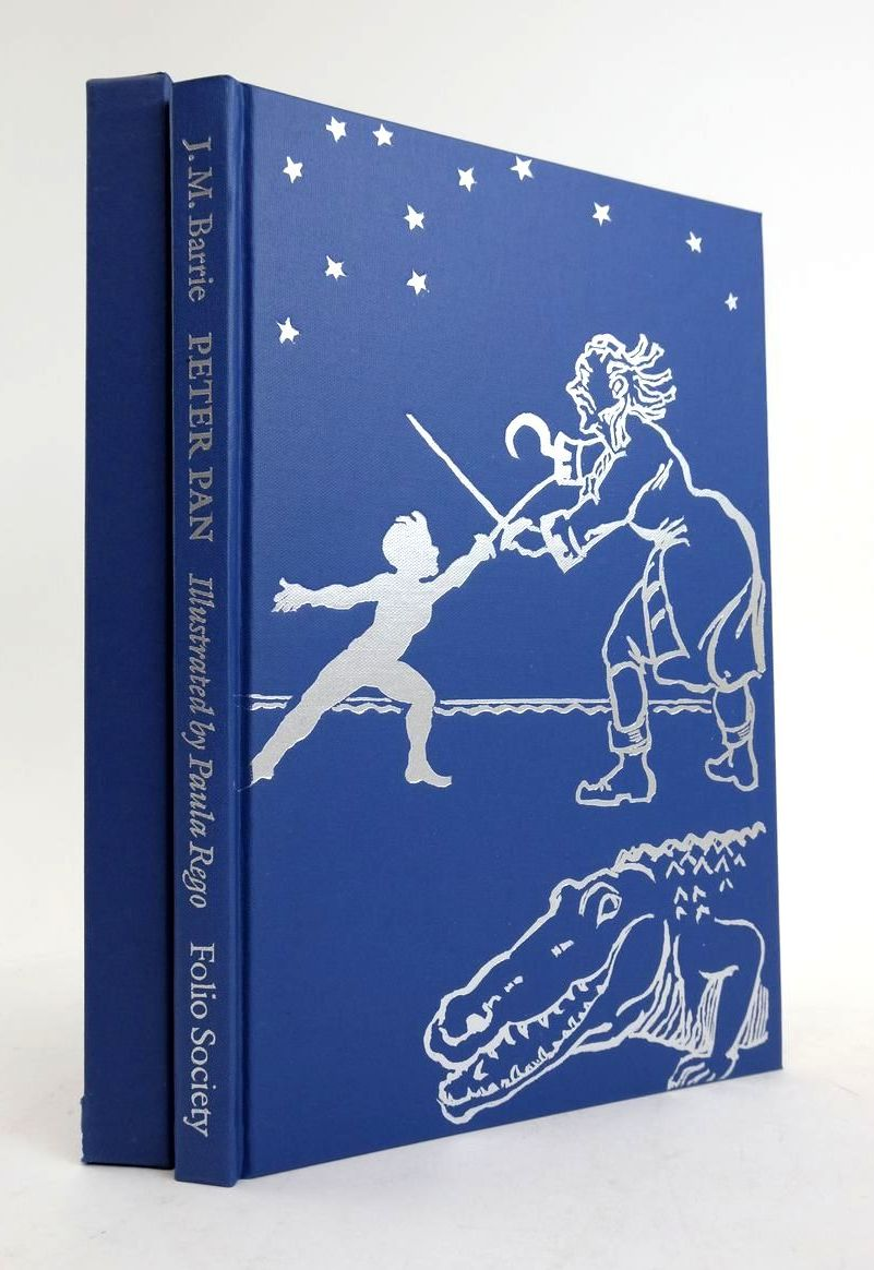 Photo of PETER PAN OR THE BOY WHO WOULD NOT GROW UP- Stock Number: 1822258