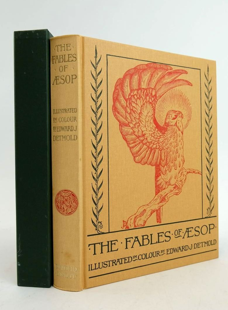 Photo of THE FABLES OF AESOP- Stock Number: 1822263