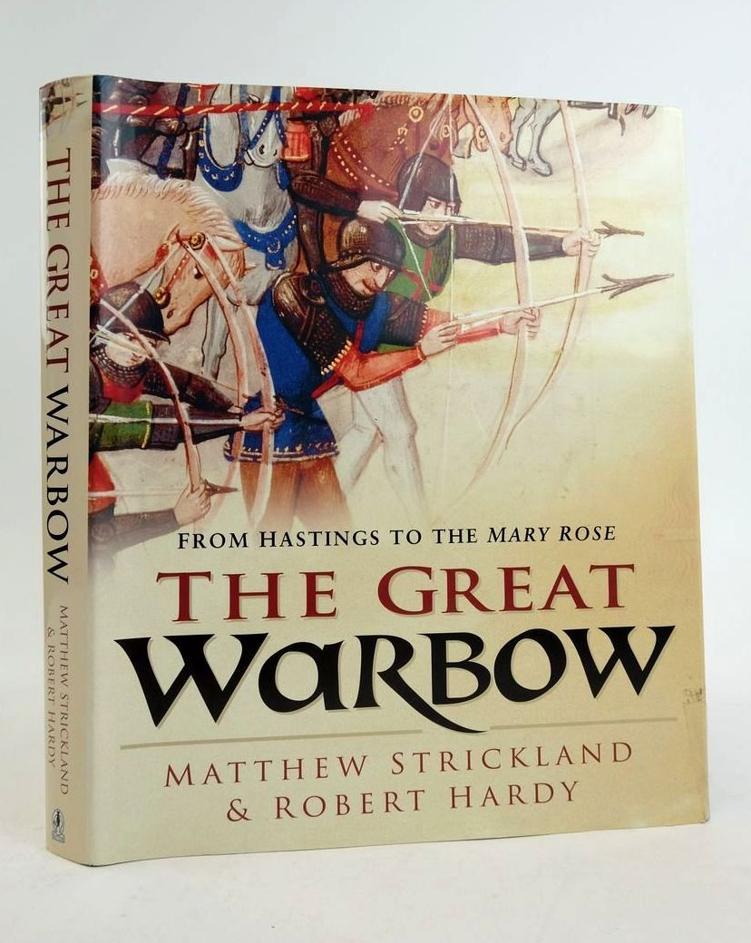 Photo of FROM HASTINGS TO THE MARY ROSE: THE GREAT WARBOW- Stock Number: 1822274
