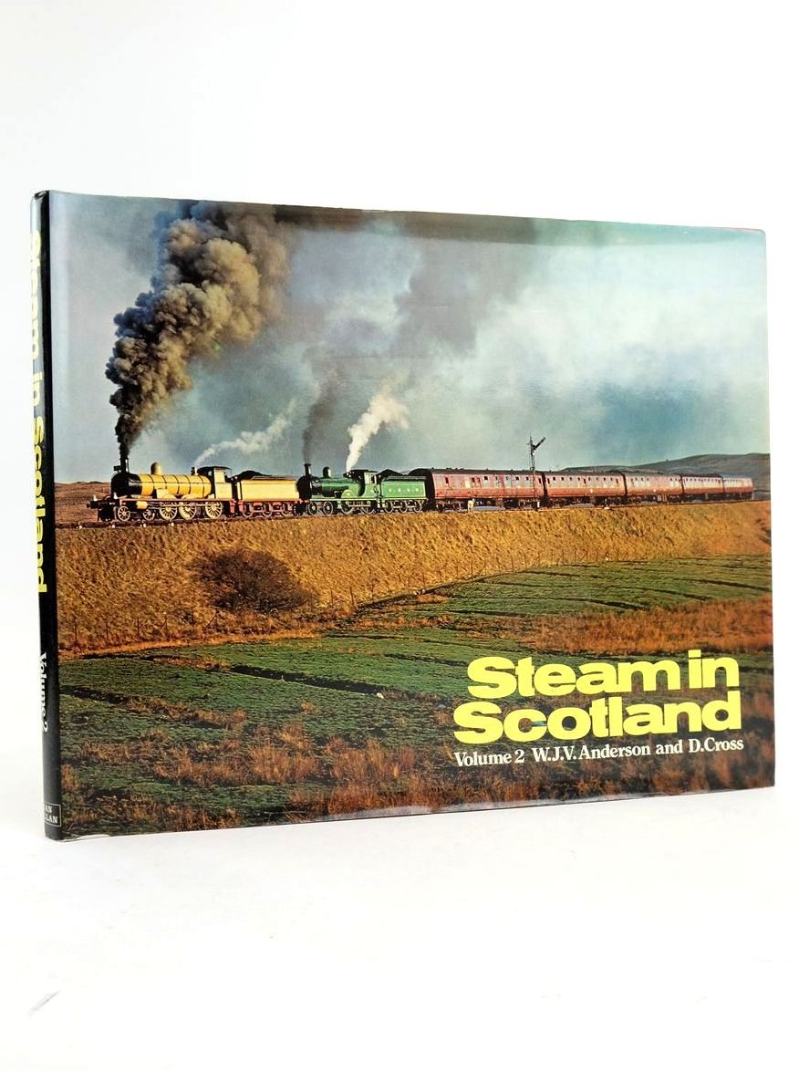 Photo of STEAM IN SCOTLAND VOLUME 2- Stock Number: 1822276