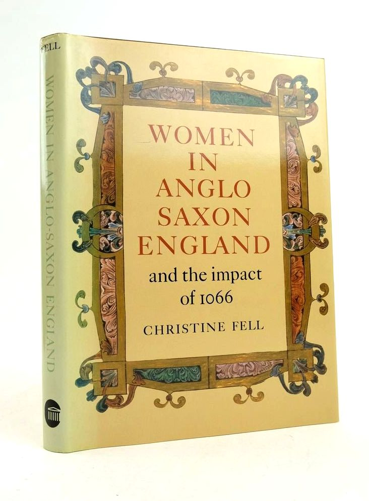 Photo of WOMEN IN ANGLO-SAXON ENGLAND AND THE IMPACT OF 1066- Stock Number: 1822279