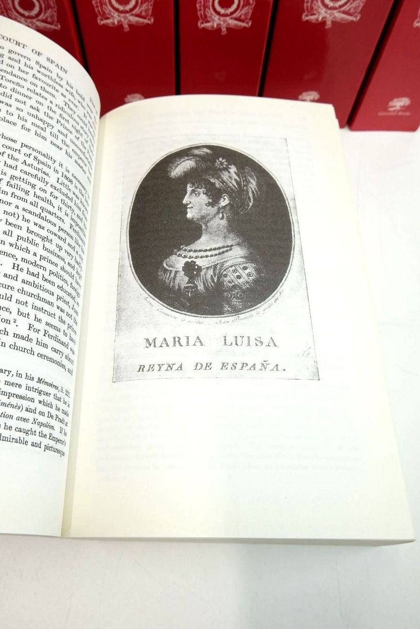 Photo of A HISTORY OF THE PENINSULAR WAR (7 VOLUMES) written by Oman, Sir Charles published by Greenhill Books (STOCK CODE: 1822282)  for sale by Stella & Rose's Books