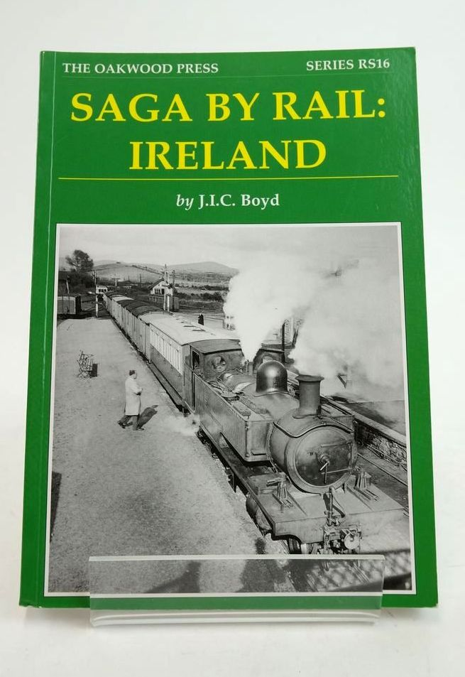 Photo of SAGA BY RAIL: IRELAND (RS16)- Stock Number: 1822292
