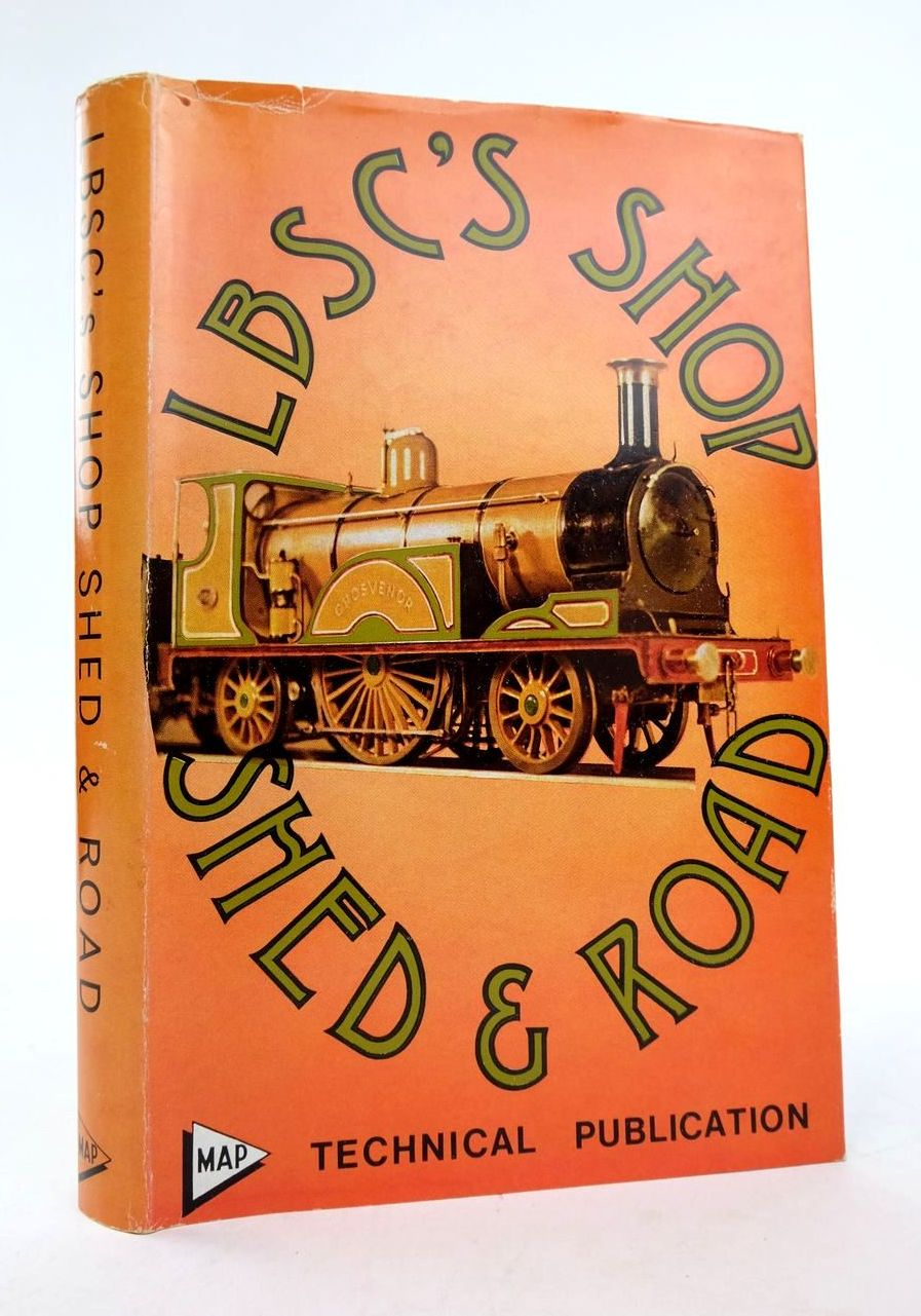 Photo of LBSC'S SHOP, SHED AND ROAD- Stock Number: 1822294