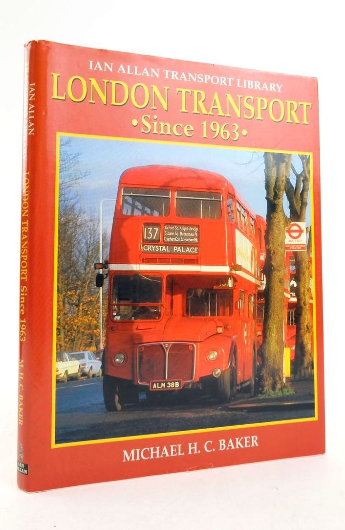 Photo of LONDON TRANSPORT SINCE 1963- Stock Number: 1822295