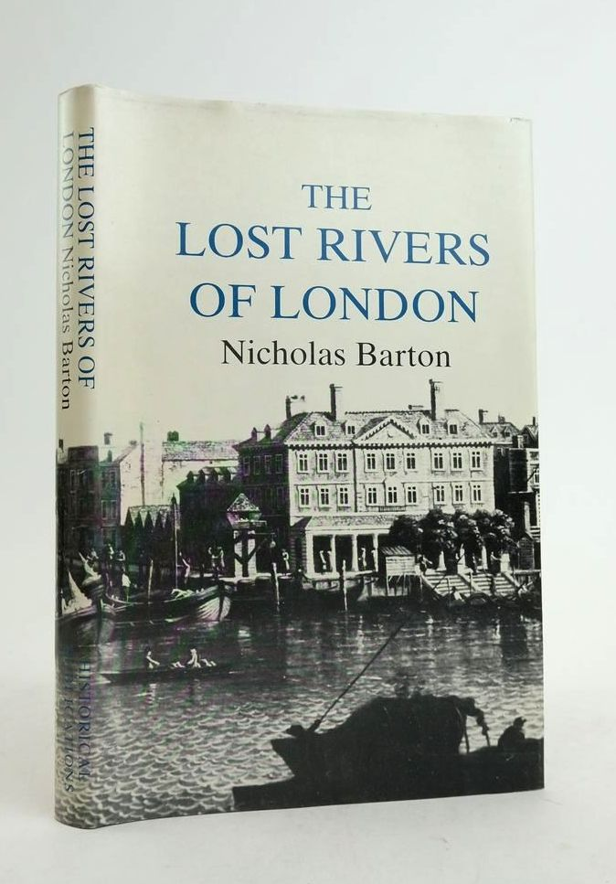 Photo of THE LOST RIVERS OF LONDON- Stock Number: 1822298