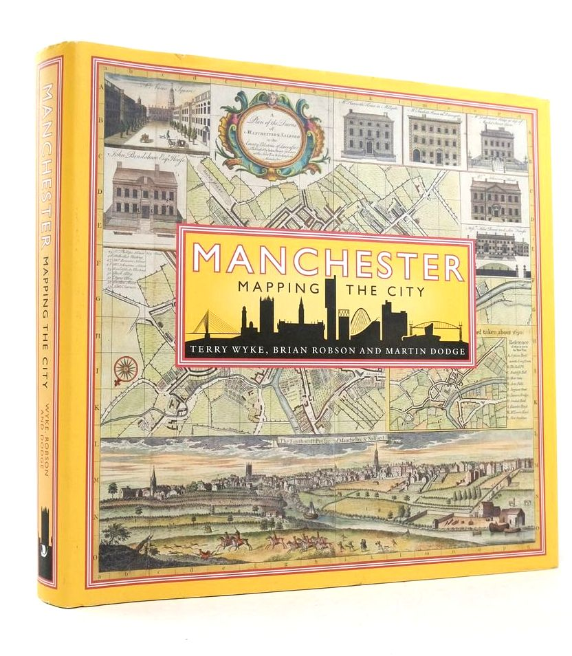 Photo of MANCHESTER: MAPPING THE CITY- Stock Number: 1822304
