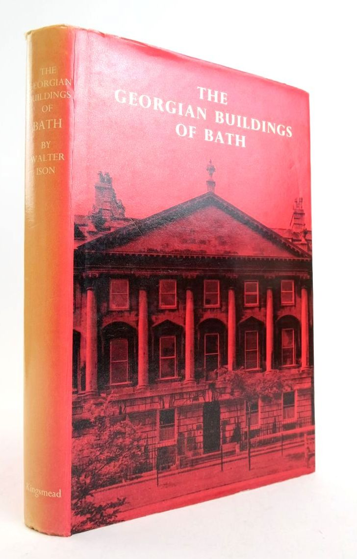 Photo of THE GEORGIAN BUILDINGS OF BATH FROM 1700 TO 1830- Stock Number: 1822310