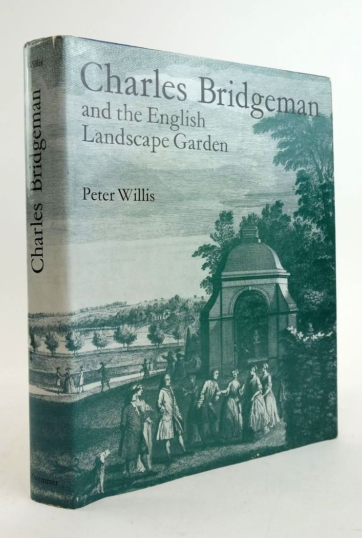 Photo of CHARLES BRIDGEMAN AND THE ENGLISH LANDSCAPE GARDEN- Stock Number: 1822311