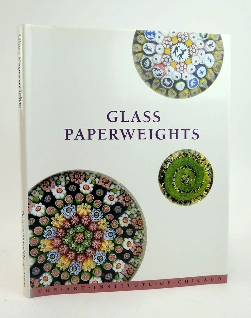 Photo of GLASS PAPERWEIGHTS IN THE ART INSTITUTE OF CHICAGO- Stock Number: 1822328
