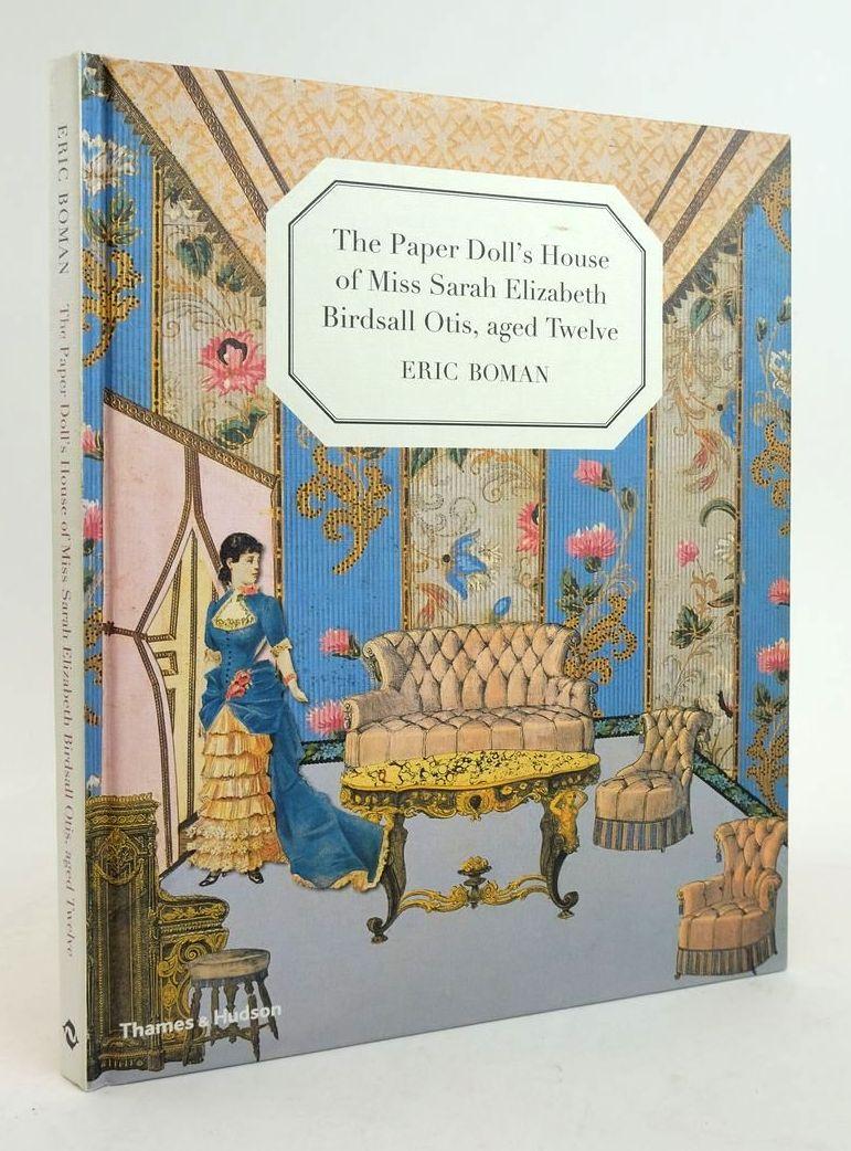 Photo of THE PAPER DOLL'S HOUSE OF MISS SARAH ELIZABETH BIRDSALL OTIS, AGED TWELVE- Stock Number: 1822329