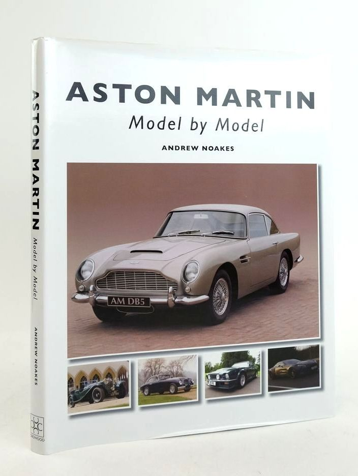 Photo of ASTON MARTIN: MODEL BY MODEL- Stock Number: 1822341