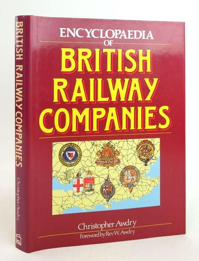 Photo of ENCYCLOPAEDIA OF BRITISH RAILWAY COMPANIES- Stock Number: 1822346