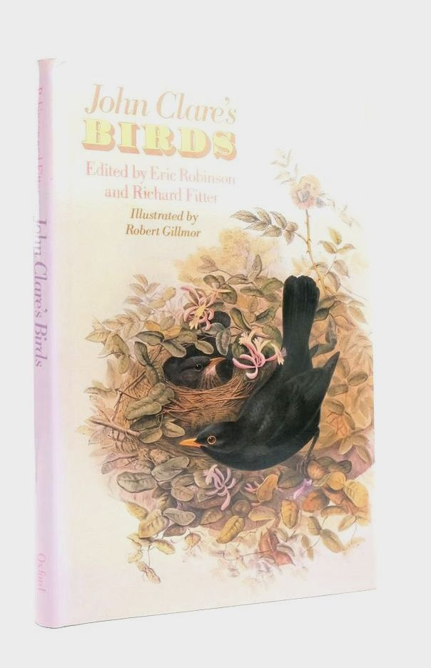 Photo of JOHN CLARE'S BIRDS written by Clare, John Robinson, Eric Fitter, Richard illustrated by Gillmor, Robert published by Oxford University Press (STOCK CODE: 1822355)  for sale by Stella & Rose's Books