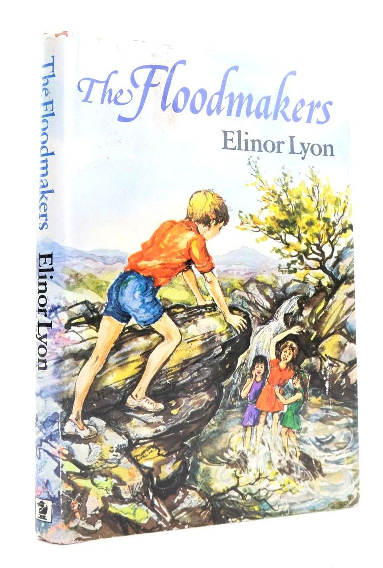 Photo of THE FLOODMAKERS written by Lyon, Elinor illustrated by Haines, Elizabeth published by Hodder & Stoughton (STOCK CODE: 1822361)  for sale by Stella & Rose's Books