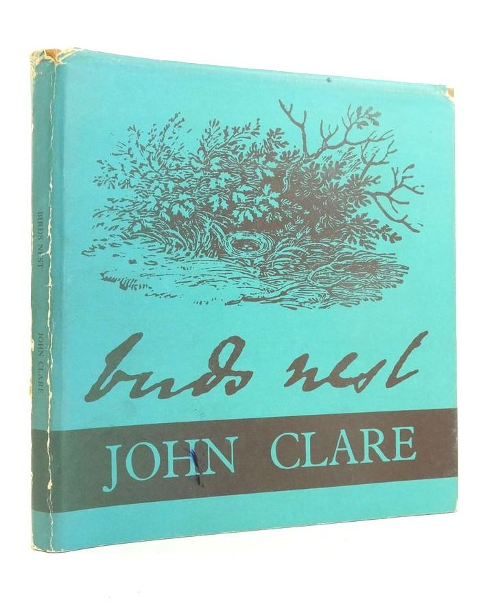 Photo of BIRDS NEST: POEMS written by Clare, John published by The Mid Northumberland Arts Group (STOCK CODE: 1822362)  for sale by Stella & Rose's Books