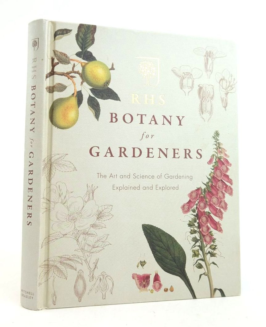Photo of RHS BOTANY FOR GARDENERS written by Hodges, Geoff Maughan, Simon published by Mitchell Beazley (STOCK CODE: 1822366)  for sale by Stella & Rose's Books