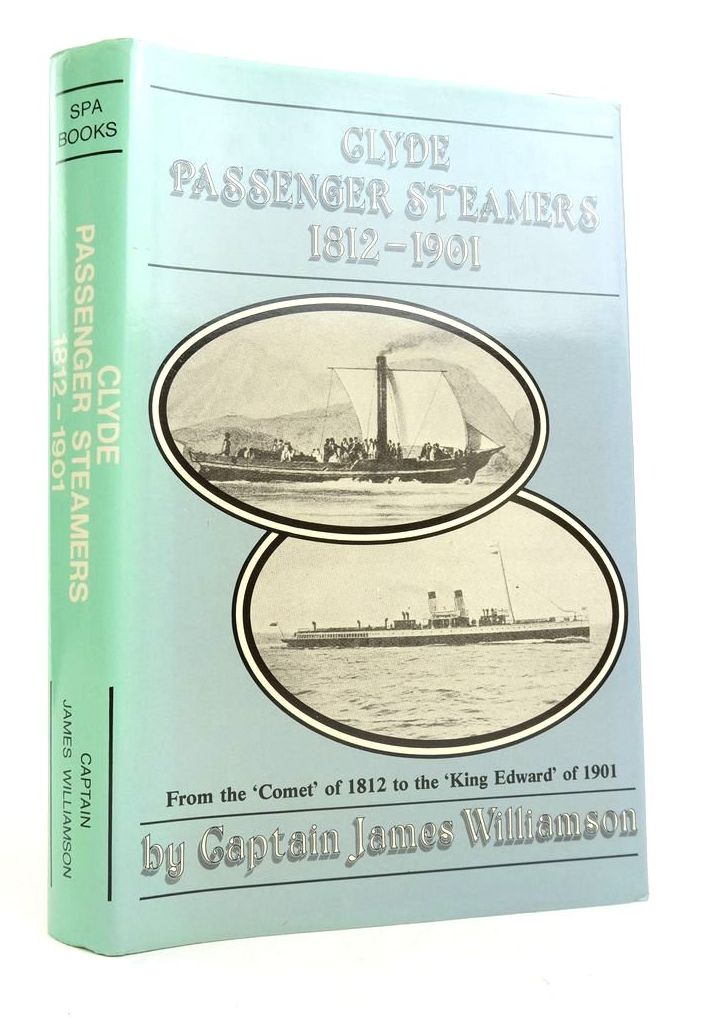 Photo of THE CLYDE PASSENGER STEAMER: ITS RISE AND PROGRESS DURING THE NINETEENTH CENTURY- Stock Number: 1822367