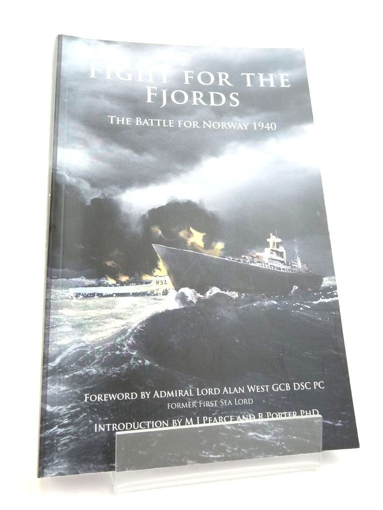Photo of FIGHT FOR THE FJORDS: THE BATTLE FOR NORWAY 1940 published by University Of Plymouth Press (STOCK CODE: 1822368)  for sale by Stella & Rose's Books
