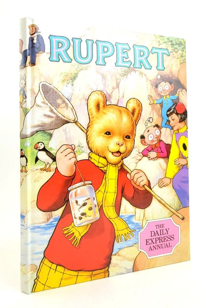 Photo of RUPERT ANNUAL 1986 illustrated by Harrold, John published by Express Newspapers Ltd. (STOCK CODE: 1822371)  for sale by Stella & Rose's Books