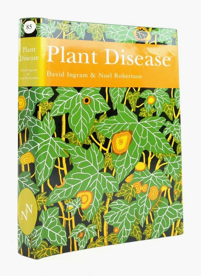 Photo of PLANT DISEASE A NATURAL HISTORY (NN 85)- Stock Number: 1822373