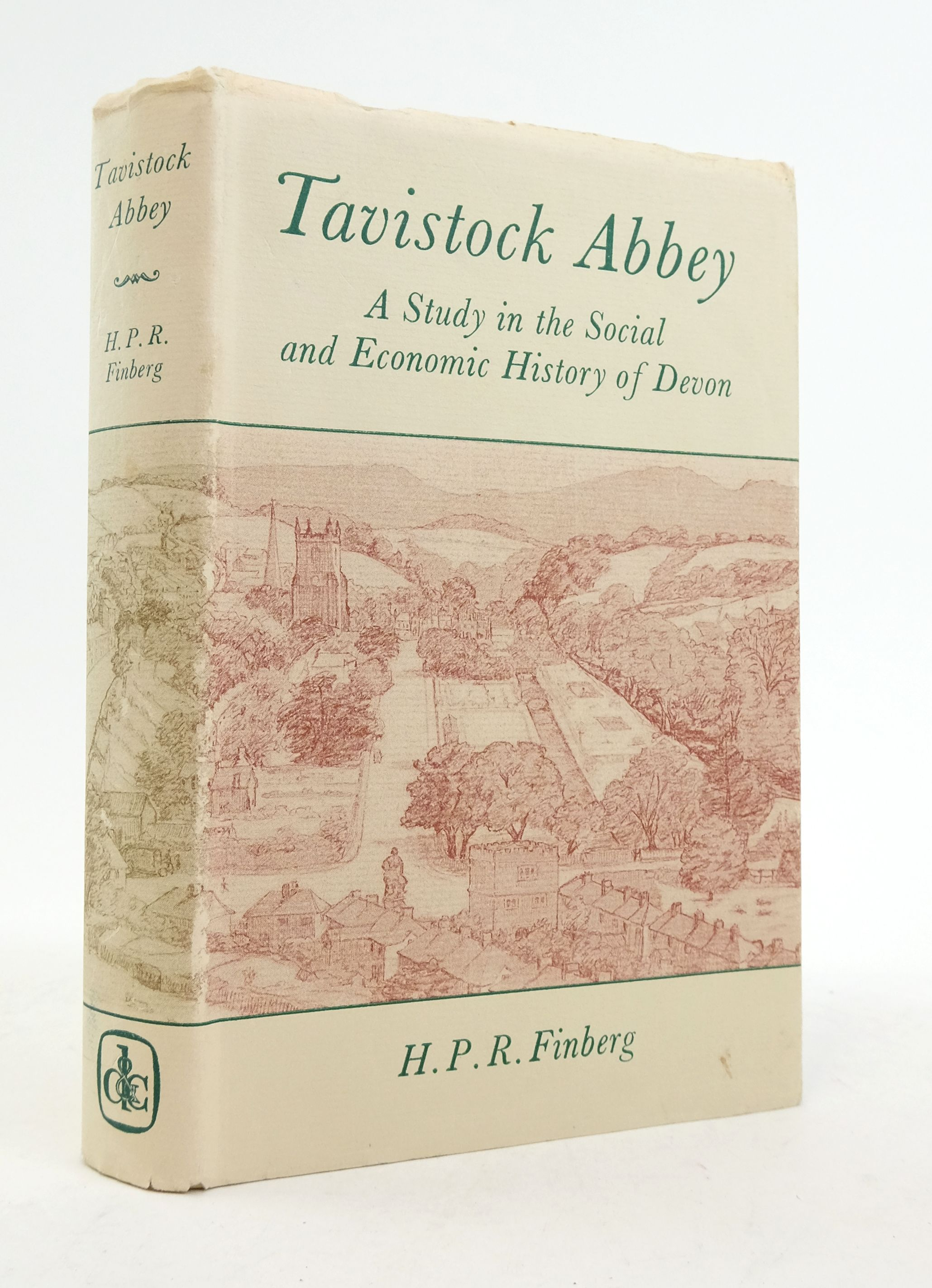 Photo of TAVISTOCK ABBEY: A STUDY IN THE SOCIAL AND ECONOMIC HISTORY OF DEVON- Stock Number: 1822375