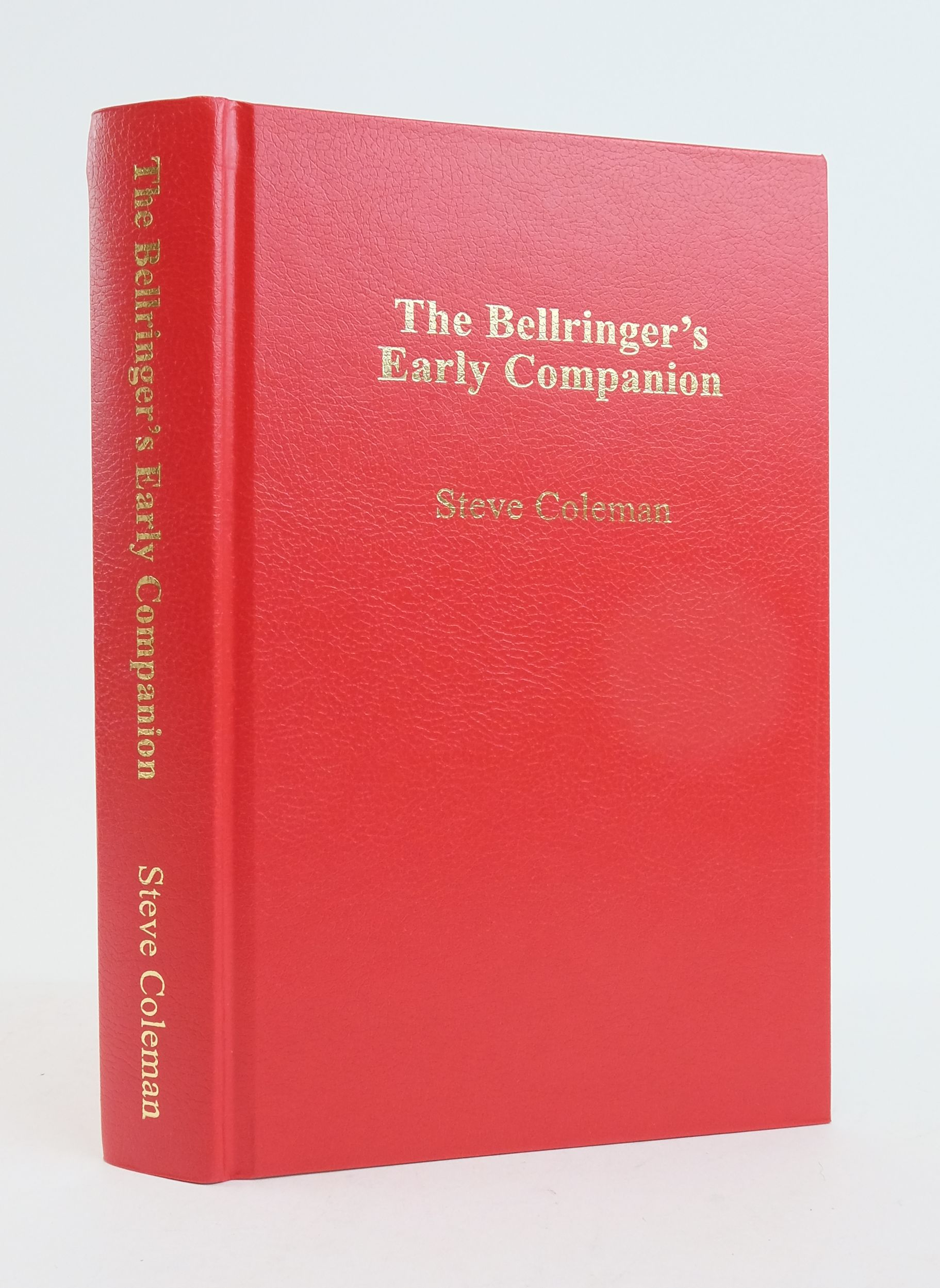 Photo of THE BELLRINGER'S EARLY COMPANION- Stock Number: 1822377