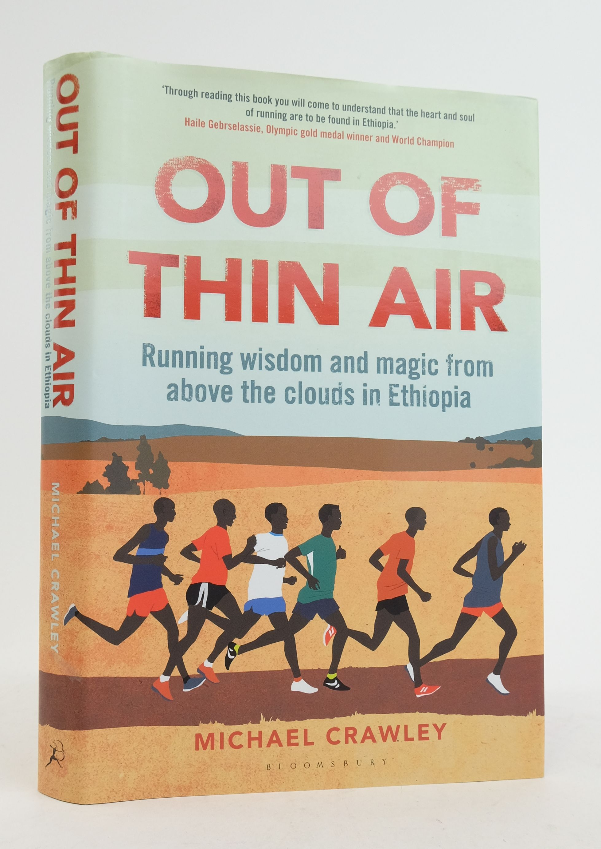 Photo of OUT OF THIN AIR: RUNNING WISDOM AND THE MAGIC FROM ABOVE THE CLOUDS IN ETHIOPIA- Stock Number: 1822378