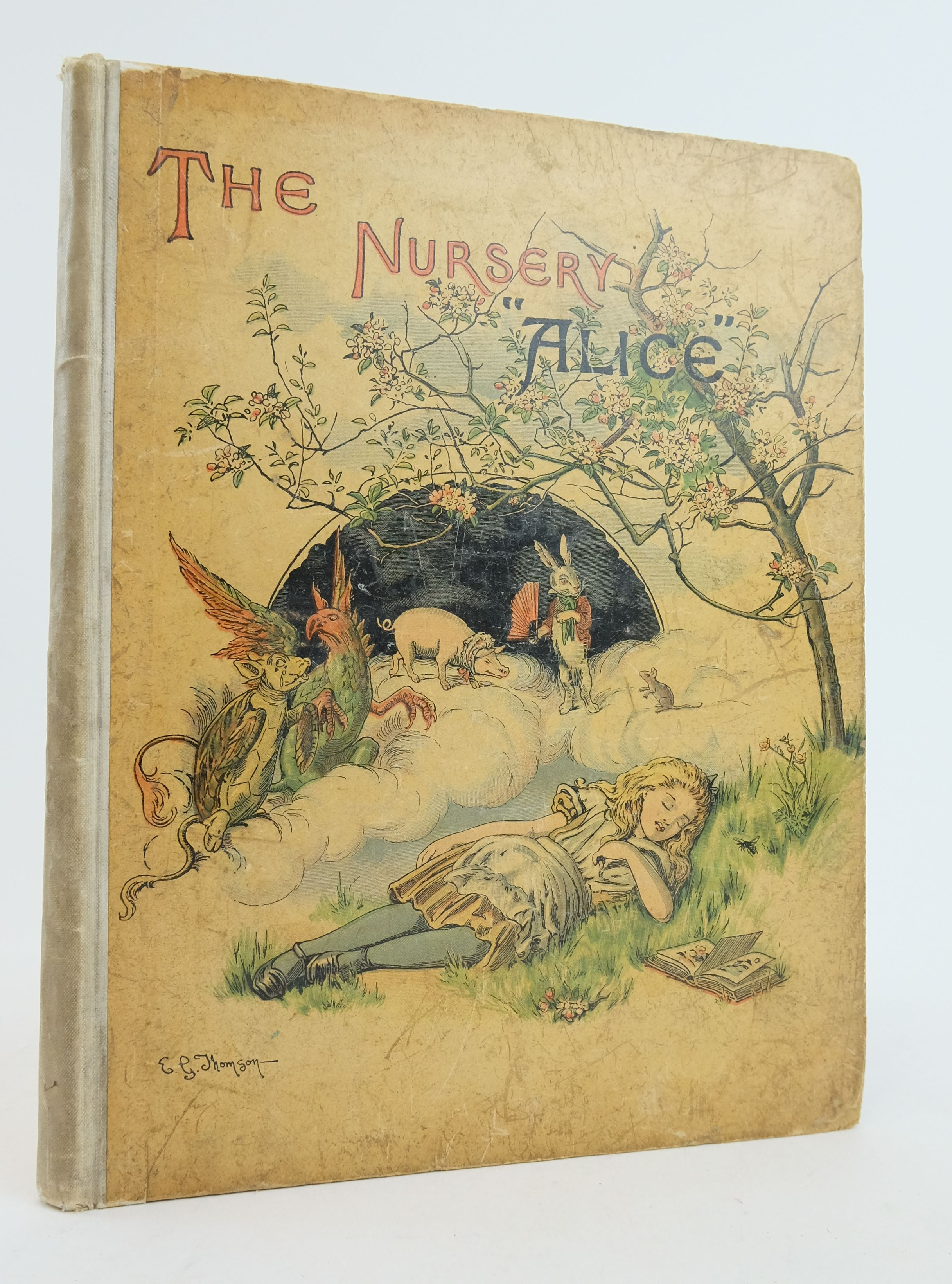 Photo of THE NURSERY ALICE- Stock Number: 1822383