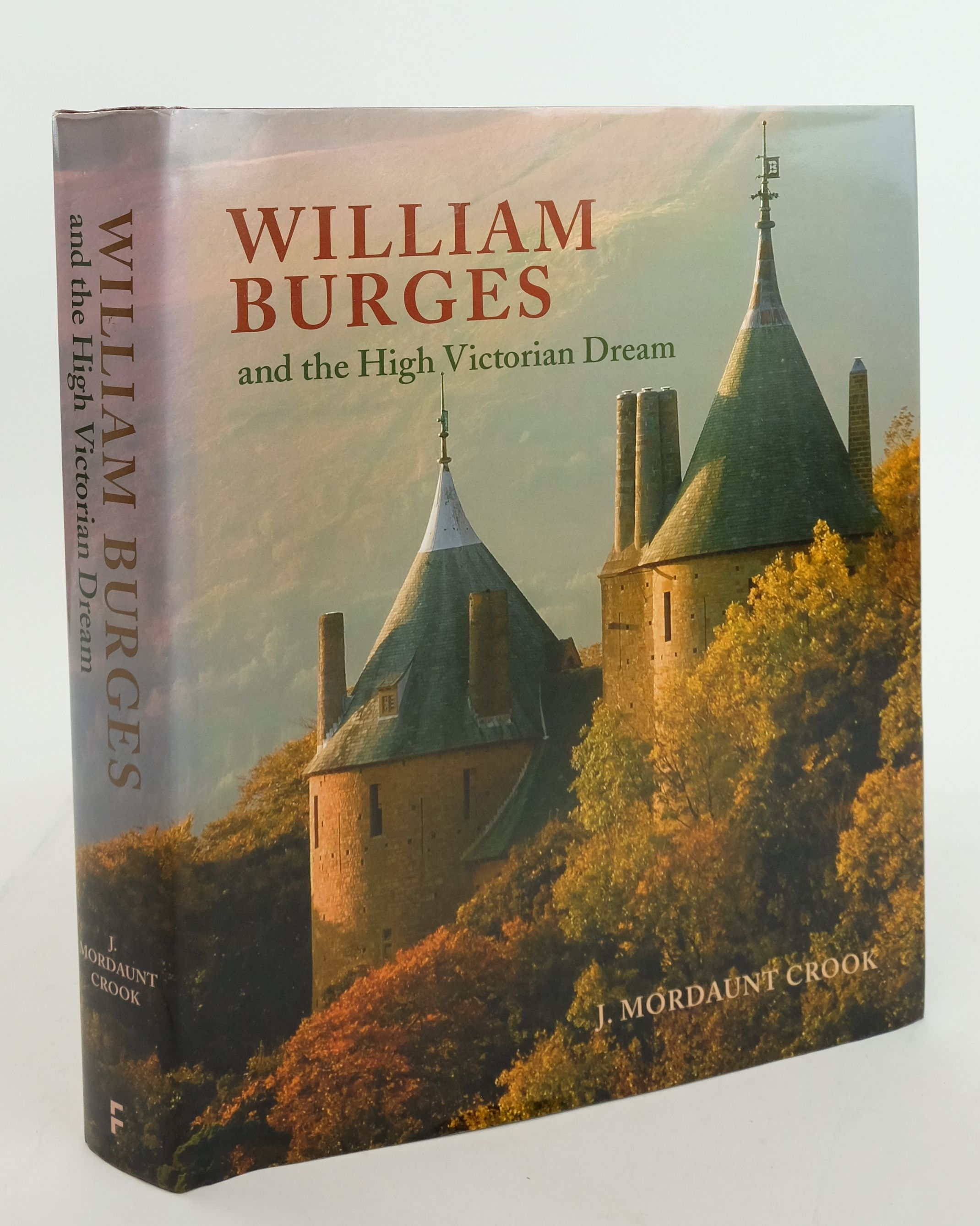 Photo of WILLIAM BURGES AND THE HIGH VICTORIAN DREAM- Stock Number: 1822384
